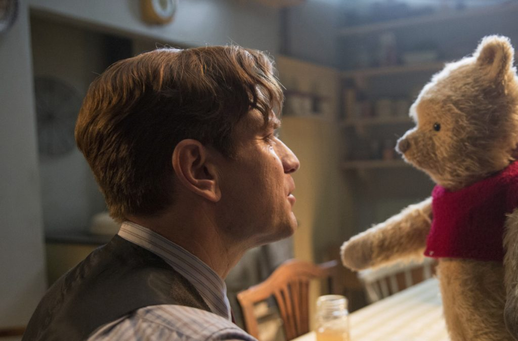 "Ewan McGregor appears in a scene from the Walt Disney Co.'s movie ""Christopher Robin."""