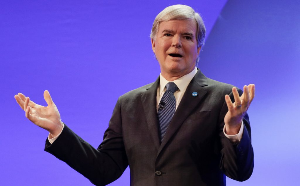 The NCAA and President Mark Emmert came up with some new rules to give athletes more rights, but they do little to address the more serious issues facing college basketball.