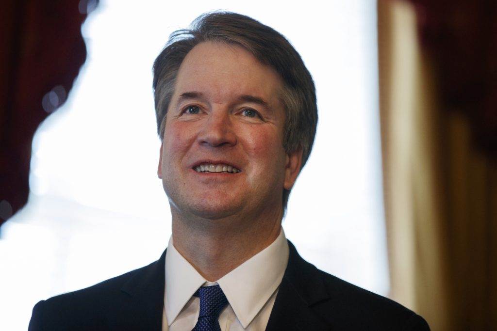 Confirmation hearings for Supreme Court nominee Brett Kavanaugh will start in the first week of September.