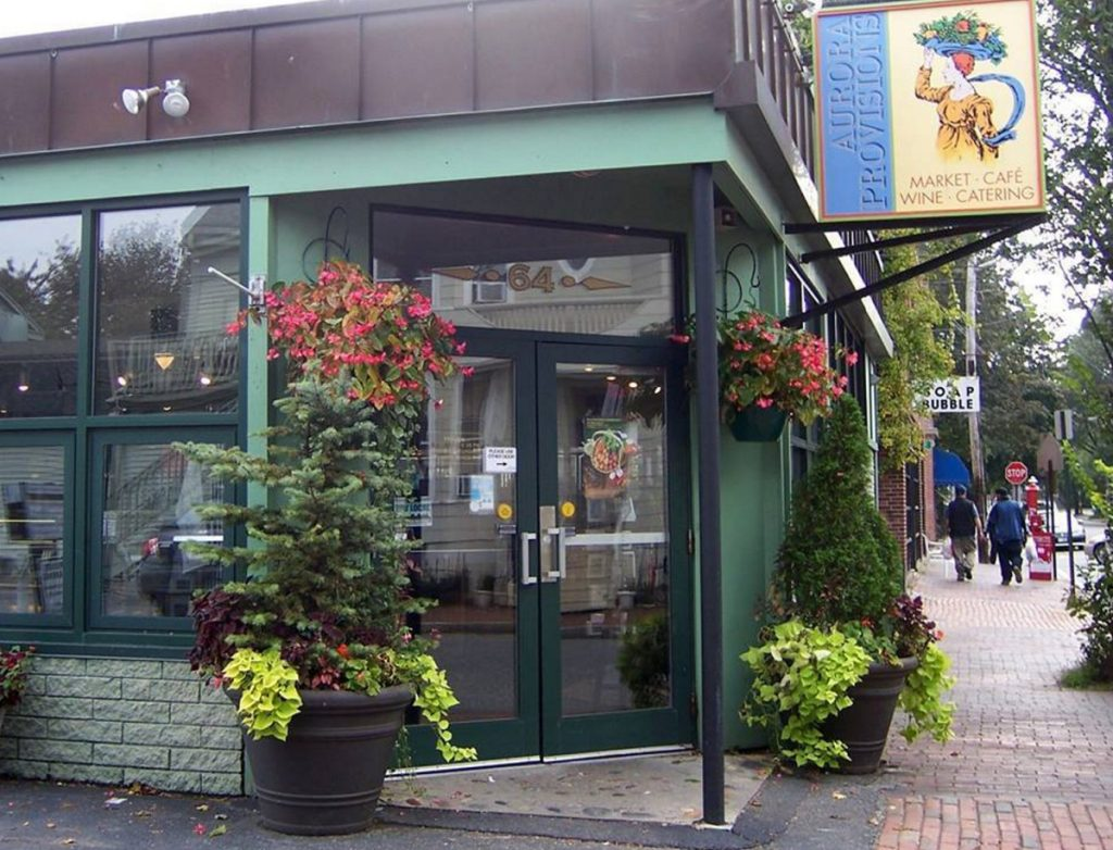 """Aurora Provisions at 64 Pine St. in Portland will shut its doors on Sept. 1. """"We did not come to this decision easily or hastily,"""" owner Melissa Carr said."""