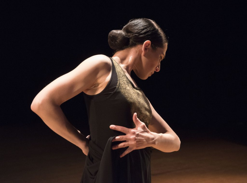 Lindsey Bourassa brings flamenco to Mayo Street Arts in Portland in October.
