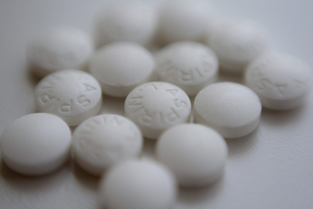 Aspirin Does Not Help Avoid First Heart Attack Or Stroke