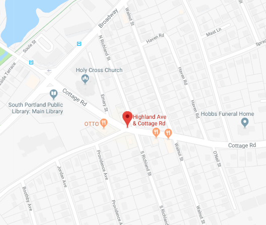 Water Main Work To Disrupt Traffic At Busy South Portland