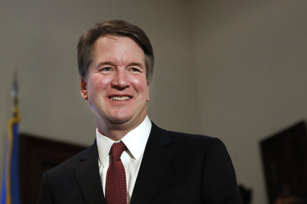 Supreme Court nominee Judge Brett Kavanaugh should not be considered until we have his full record, two Maine lawyers say.
