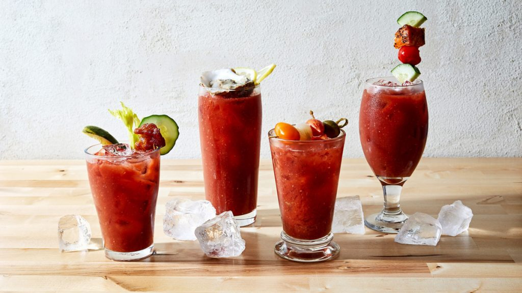 Making your own bloody mary – starting with a stellar mix – is a fun way to experiment with the random spices, hot sauces and liquors you've already got in your kitchen.
