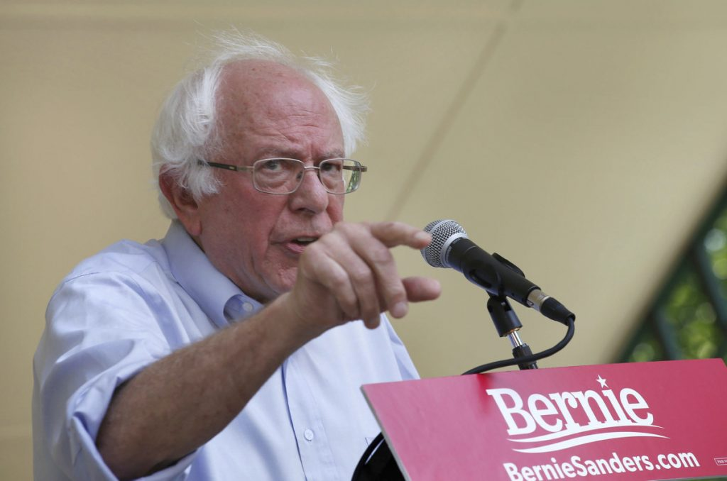 "Taxpayers should not be ""subsidizing the wealthiest people in this country who are paying their workers inadequate wages,"" says U.S. Sen. Bernie Sanders, a Vermont independent."
