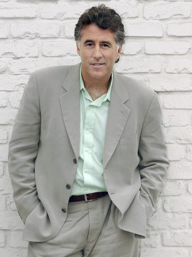 "Christopher Kennedy Lawford poses in Encino, Calif., in 2005 to promote his book, ""Symptoms of Withdrawal: A Memoir of Snapshots and Redemption."""
