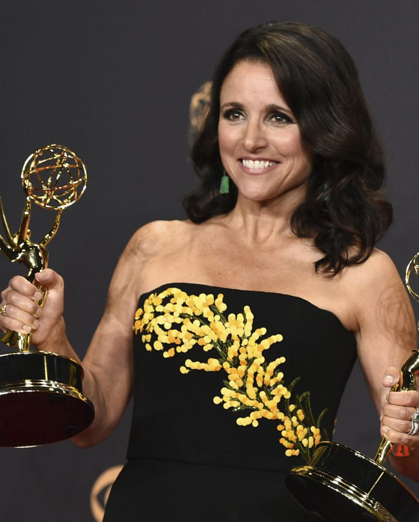 Emmy-winning actress Julia Louis-Dreyfus has signed on to her first cancer-awareness initiative, Key to the Cure.