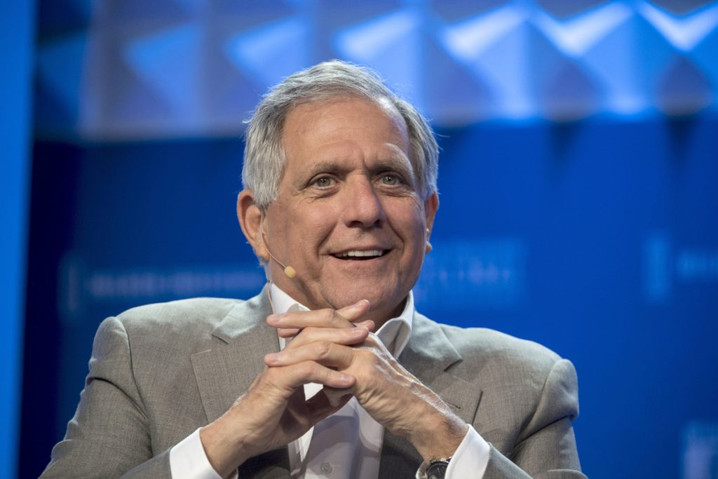 Leslie Moonves has been accused by six women of sexual misconduct, including harassment, assault and threatening retribution.