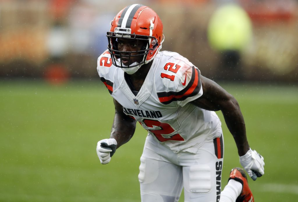 New England Patriots acquire Cleveland Browns WR Josh Gordon