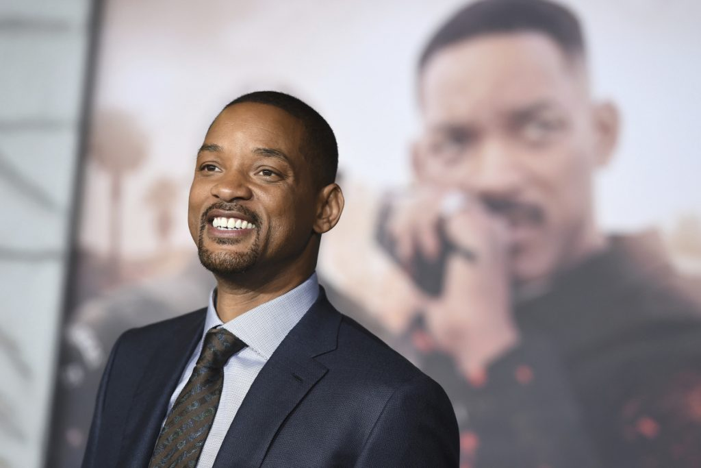 When Will Smith turns 50, he plans to bungee jump from a helicopter just outside Grand Canyon National Park.