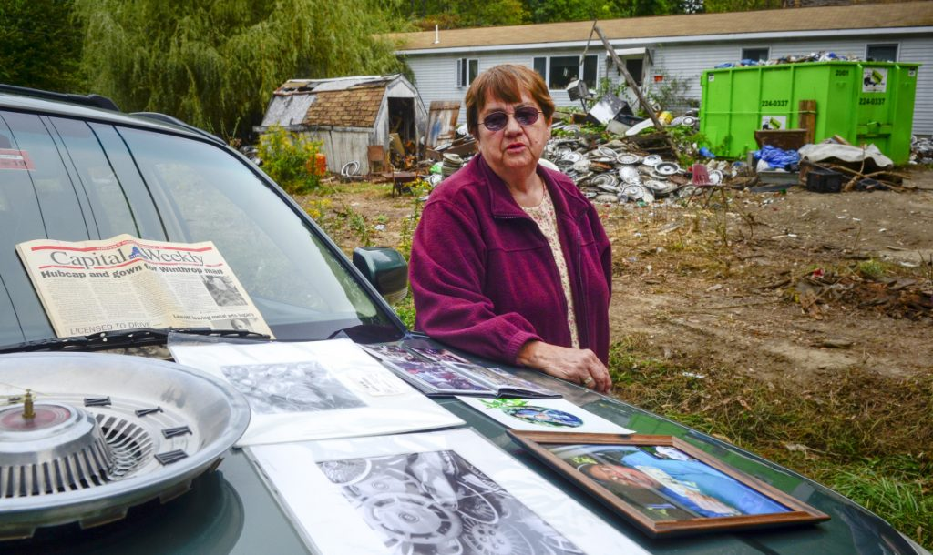 """""""I can remember when I couldn't wait to get rid of them,"""" says Margaret Hawes, at left. """"Now that we're getting rid of them, I don't want to."""""""