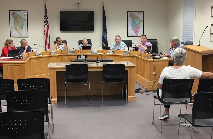 """Windham Town Councilor Jarrod Maxfield called the council a """"snake pit"""" during the council's Aug. 28 meeting, when he also said an initial review into the town's public works department was """"sabotaged."""""""