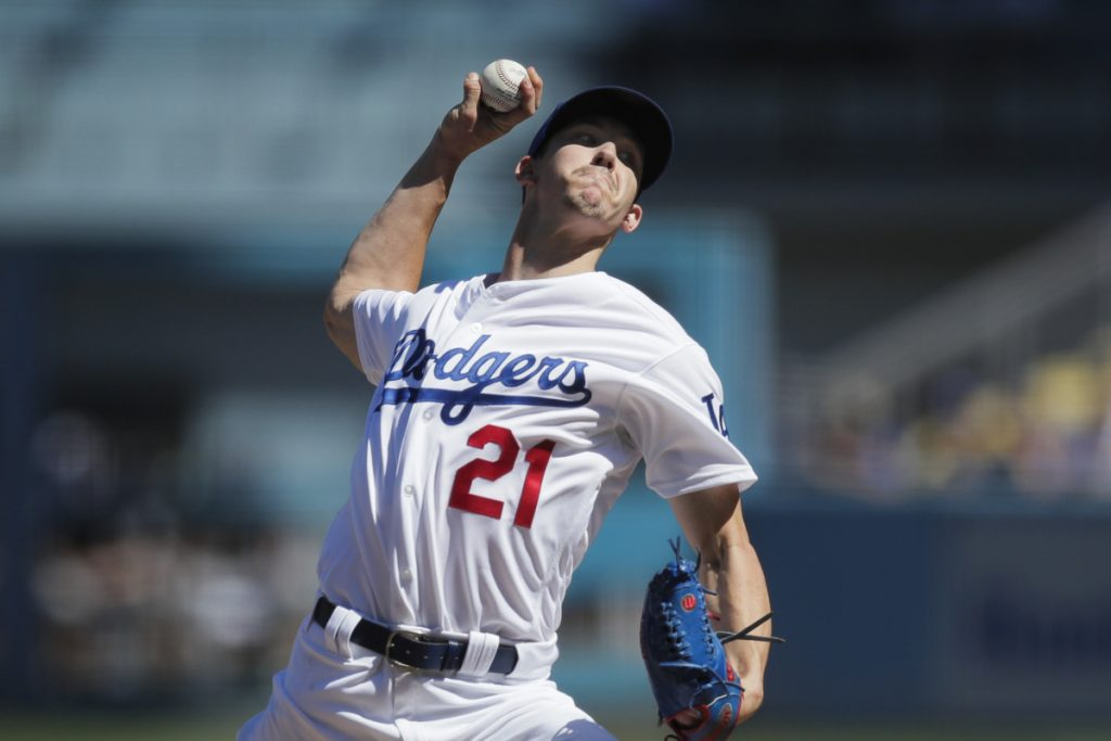 Los Angeles Dodgers starting pitcher Walker Buehler allowed one hit in seven innings to lift the Dodgers to a 5-2 win in the NL West tiebreaker on Monday in Los Angeles.