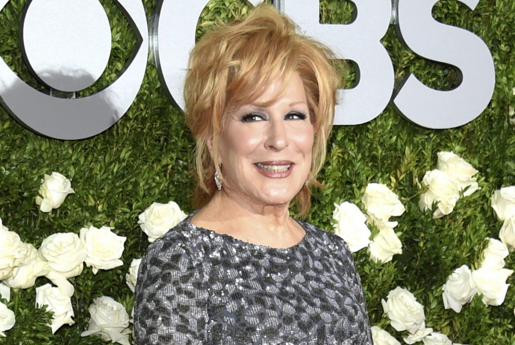 Bette Midler apologized for a tweet that caused a social media backlash when she compared the struggle of women with the history of racism.
