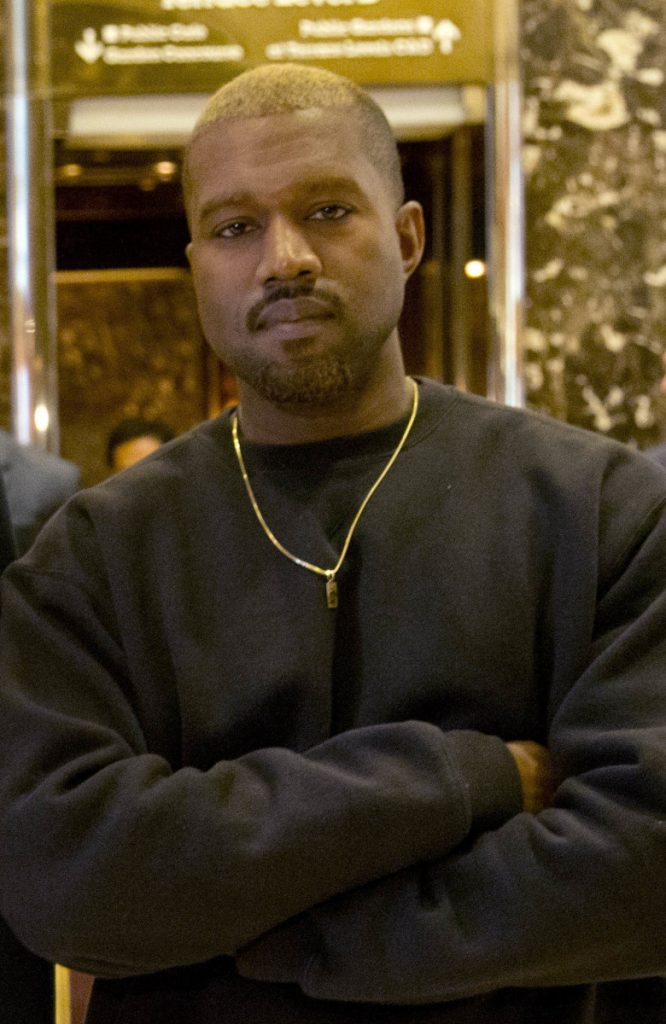Kanye West recently closed an 'SNL' episode with a pro-Trump speech.