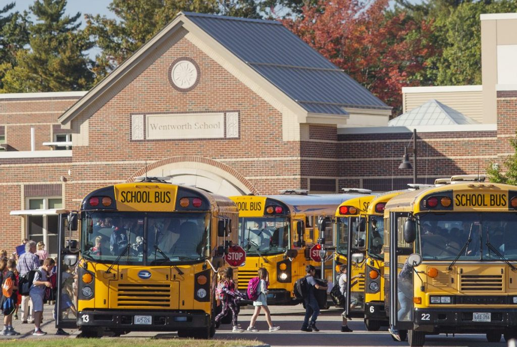 The Scarborough school district, which has seven openings for bus drivers, has been particularly hard-hit by a shortfall being felt nationwide.