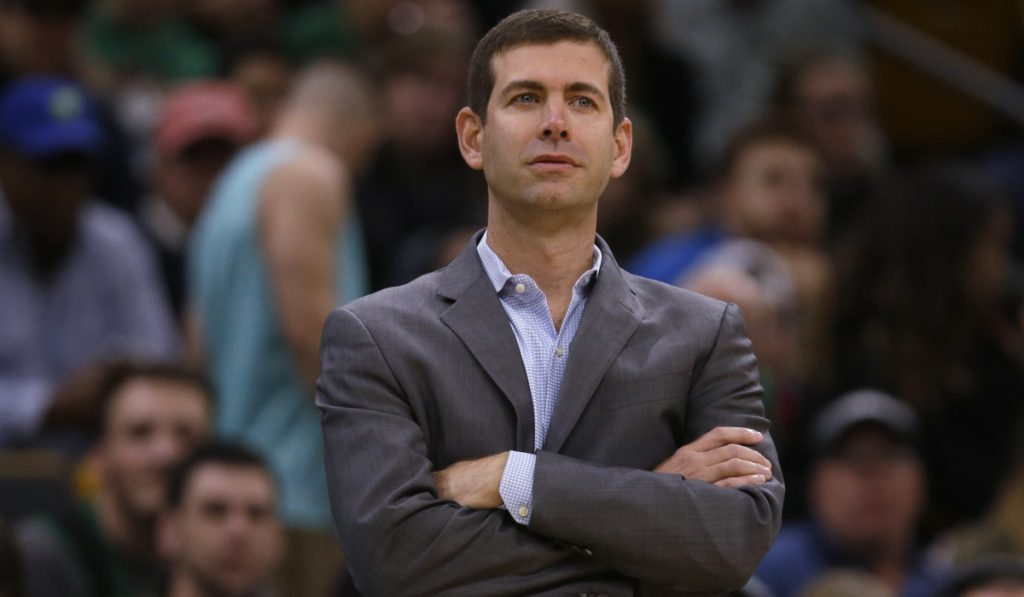 Celtics Coach Brad Stevens has a lot of talent on his team, now it's his job to make it all work as the season begins Tuesday night.