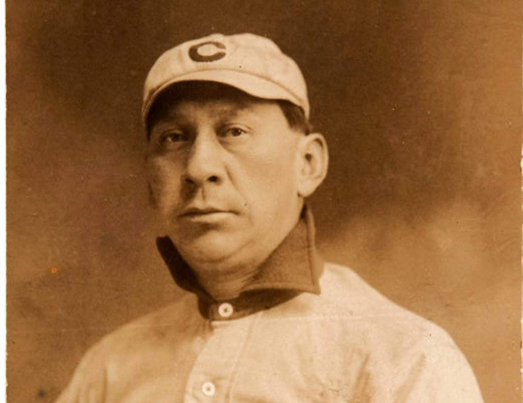 The Cleveland baseball club was not called the Indians when Louis Sockalexis played there, but the member of the Penobscot Nation is said to be the inspiration for the nickname.