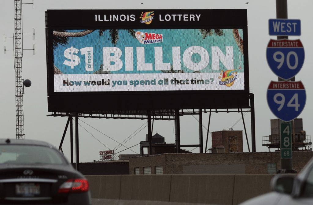 Winning numbers for record $1.6 billion Mega Millions jackpot