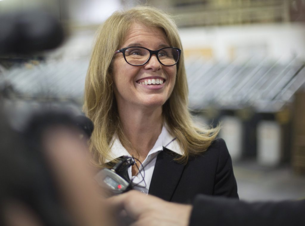Mary Mayhew has left  her job as federal Medicaid director after three months.