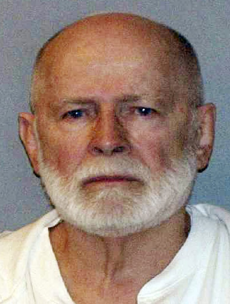 """James """"Whitey"""" Bulger, seen in his booking photo on June 23, 2011."""