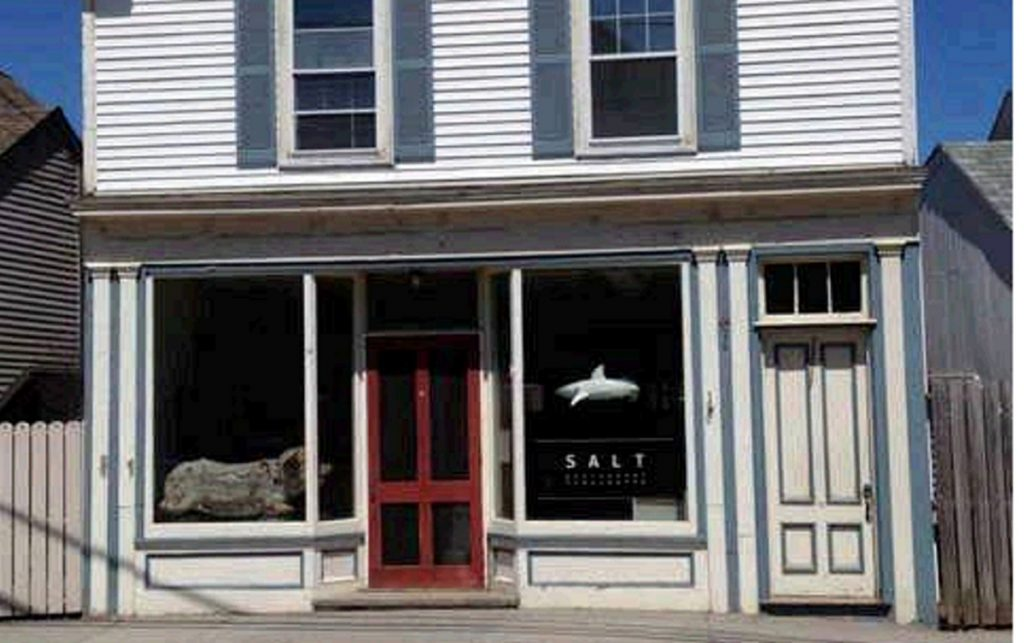 Salt restaurant on Vinalhaven