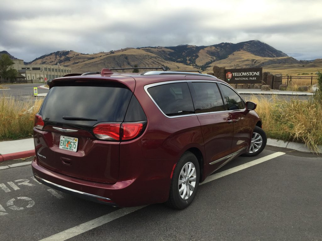 The Pacifica is the nation's second-best-selling minivan.