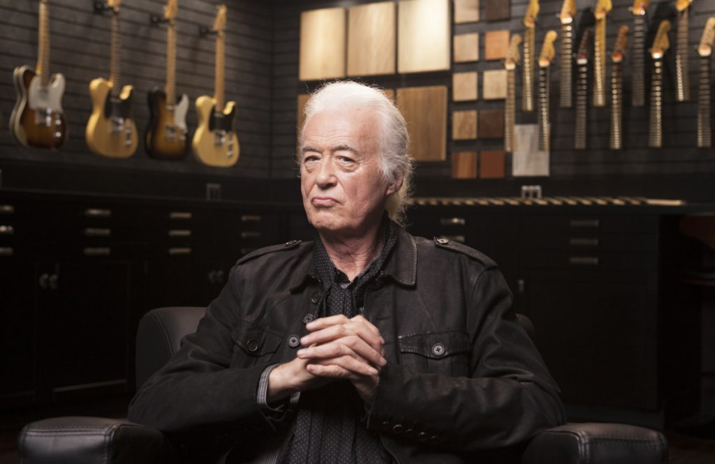 """The whole journey of Led Zeppelin and the rise of Led Zeppelin, each tour was just extraordinary,"" Jimmy Page says."