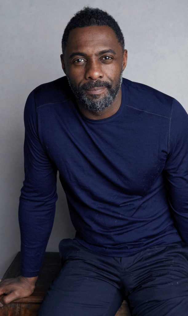 "Idris Elba says being People magazine's pick is ""an ego boost."""