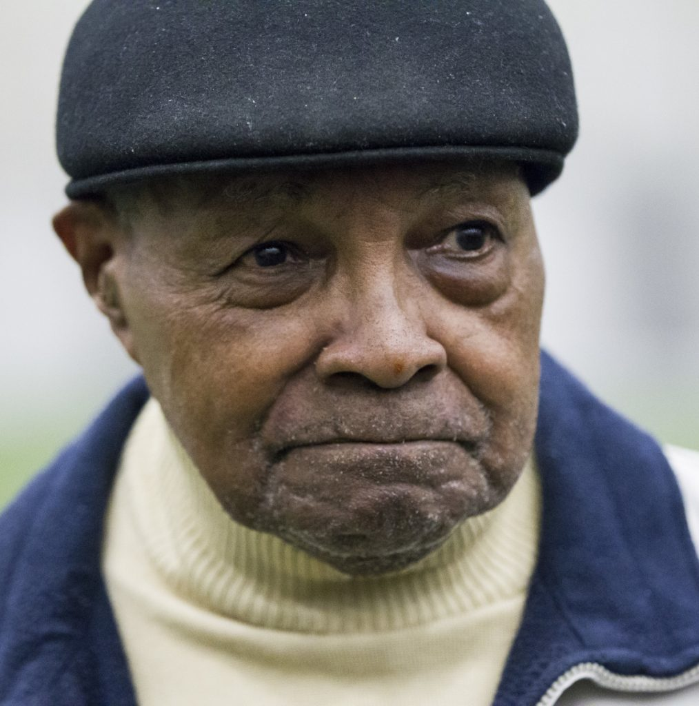 Wally Triplett, one of the first African-Americans to be drafted by an NFL team, in 1949, died at age 92.