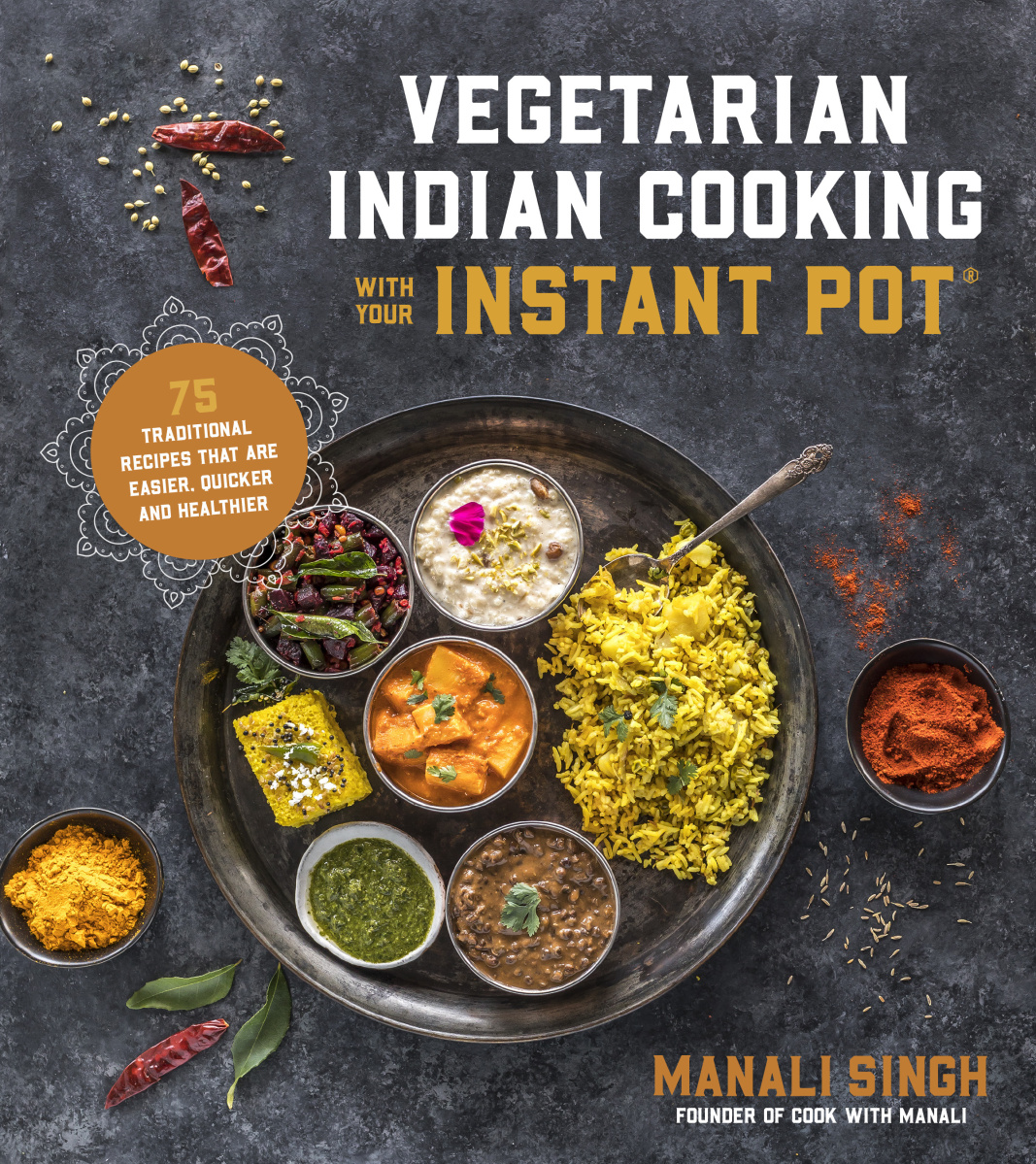 A New Cookbook Simplifies Indian Cooking