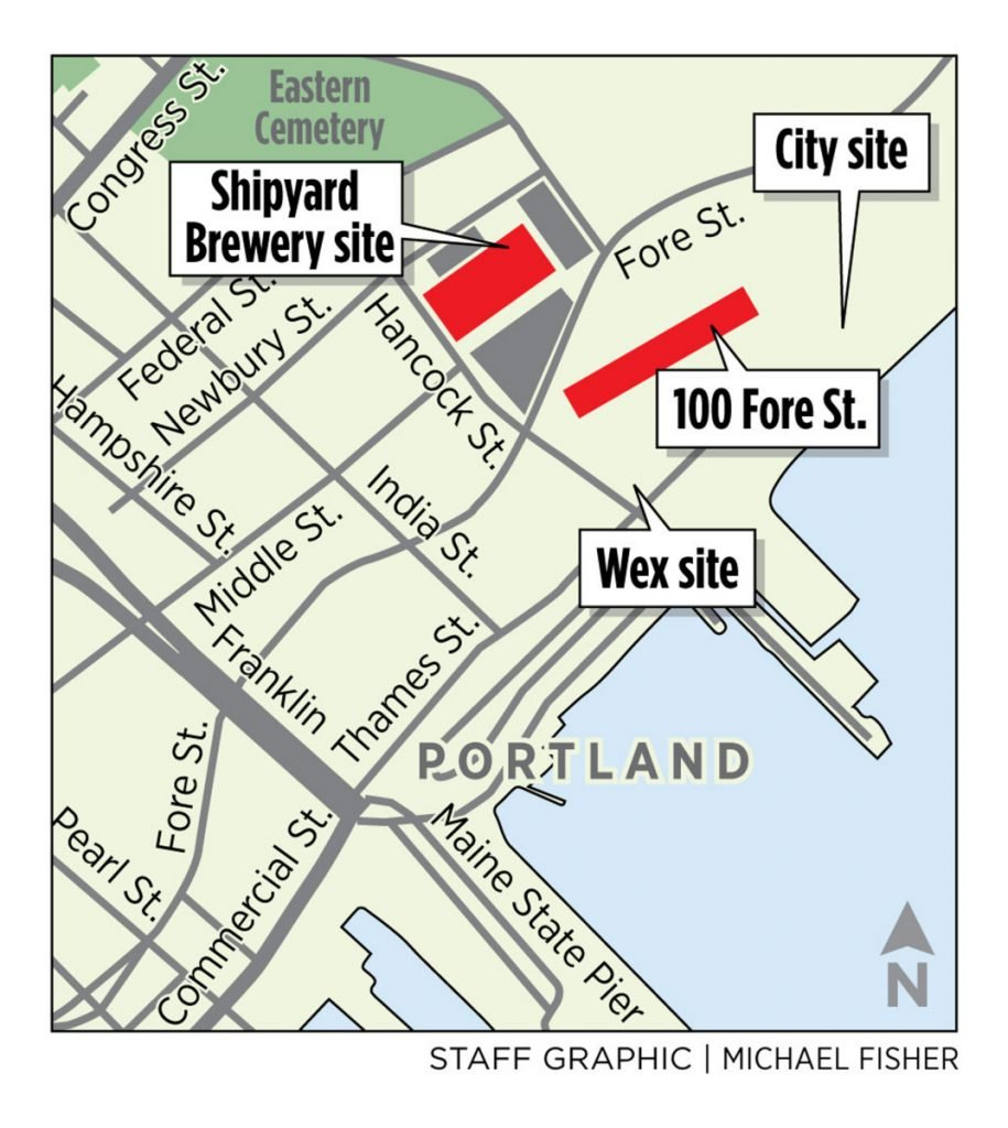 Cluster Of 4 East End Developments Creates Traffic Puzzle For