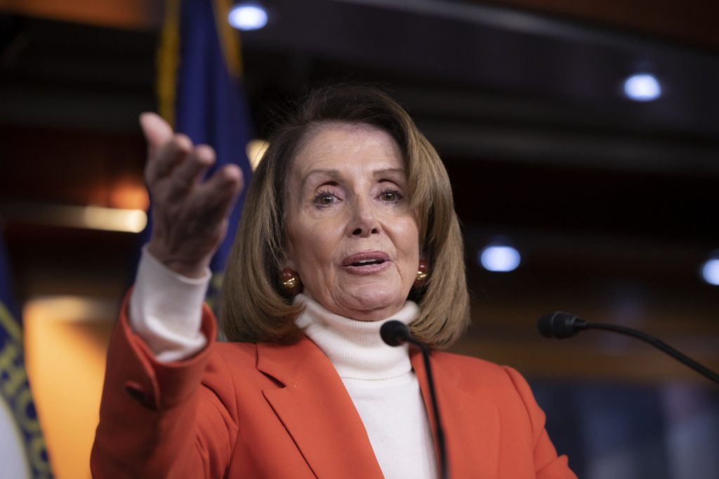 House Minority Leader Nancy Pelosi should have spoken out about a vulgar comment made by Rep. Rashida Tlaib, of Michigan, writes Mike Thibodeau.