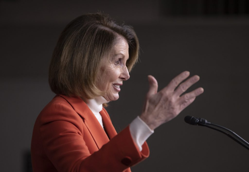 Democrats sign letter opposing Nancy Pelosi as House speaker