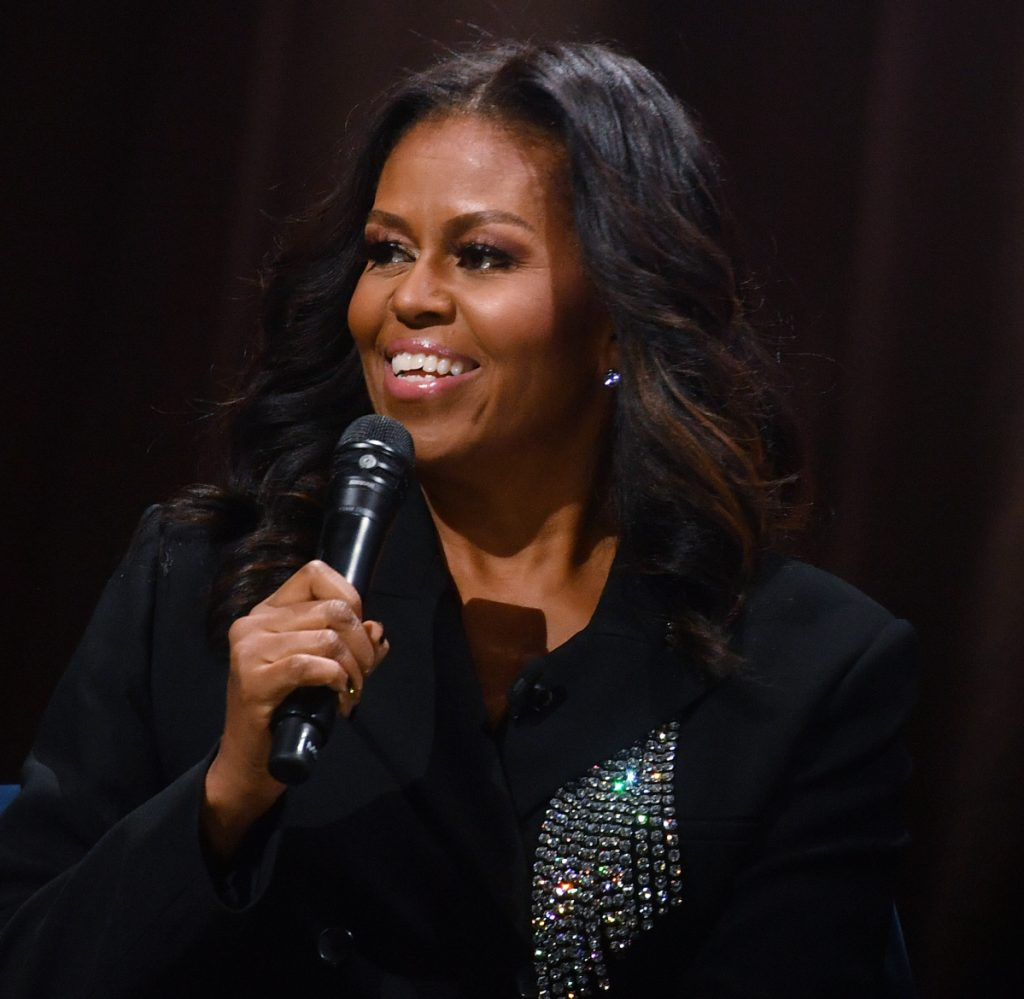 Former First Lady Michelle Obama was reportedly paid $65 million by Penguin for a two-book deal.
