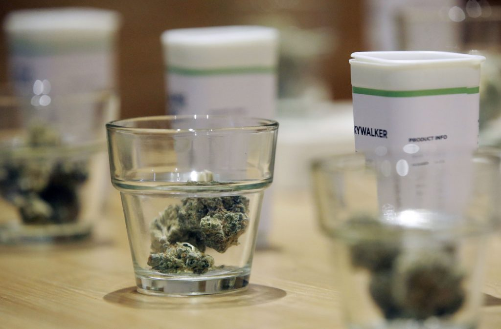 Recreational Pot Shops Now Open For Business In Massachusetts