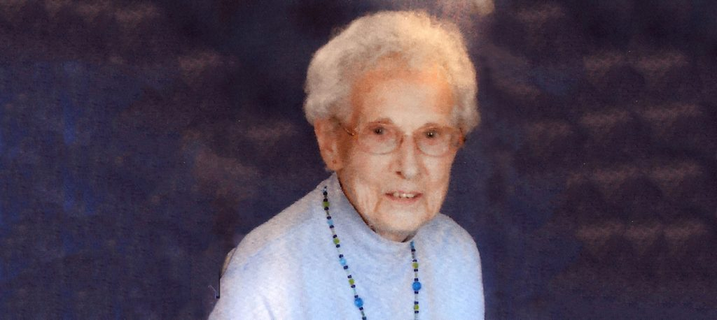 T. Margaret Brown, a 1955 graduate of the University of Maine at Farmington who spent her career as a home economics teacher, donated $700,000 to the school.