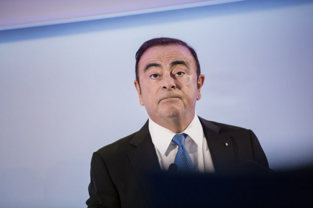 Carlos Ghosn could face 10 years in prison for financial misconduct.