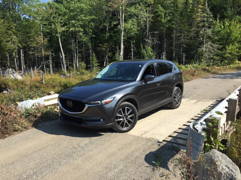 The CX-5 accounts for more than 50 percent of Mazda's new car sales. (Photo by Tim Plouff)