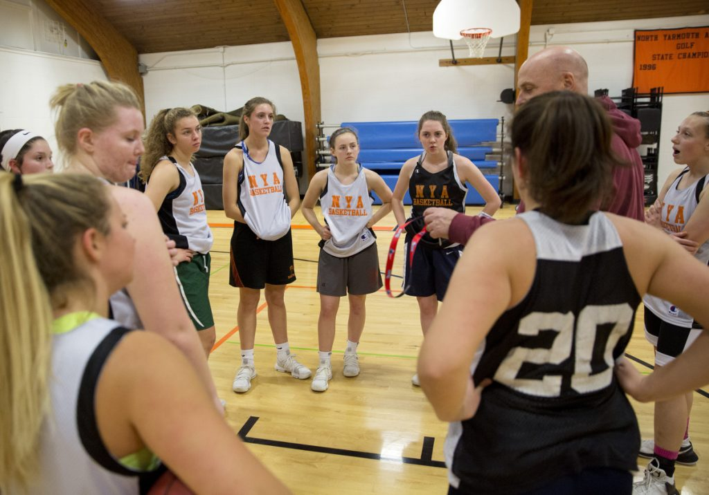 North Yarmouth Academy goes into the season as one of the favorites in Class C South, bolstered by the addition of several players who transferred after Maine Girls' Academy closed this summer.