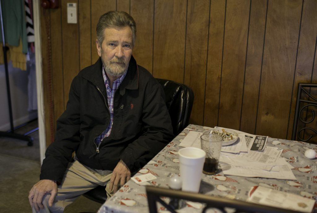 Leslie McCrae Dowless, who ran a get-out-the-vote effort for a Republican's campaign in the primary and general elections, isn't answering questions.