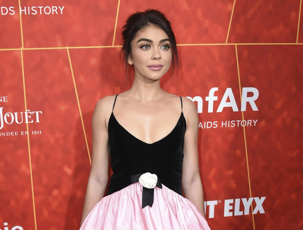 Sarah Hyland Had a Second Kidney Transplant After First Failed