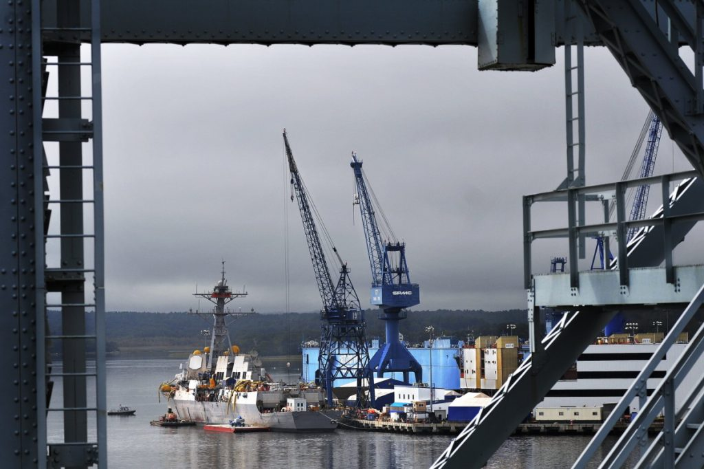 Let's drop the false narrative that BIW in its current form is the only way for people to work, and envision a new BIW that builds the future's needs, a reader writes.
