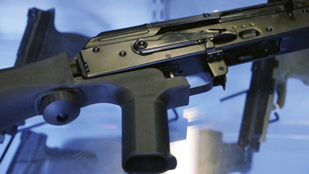 The bump stock ban will soon be official