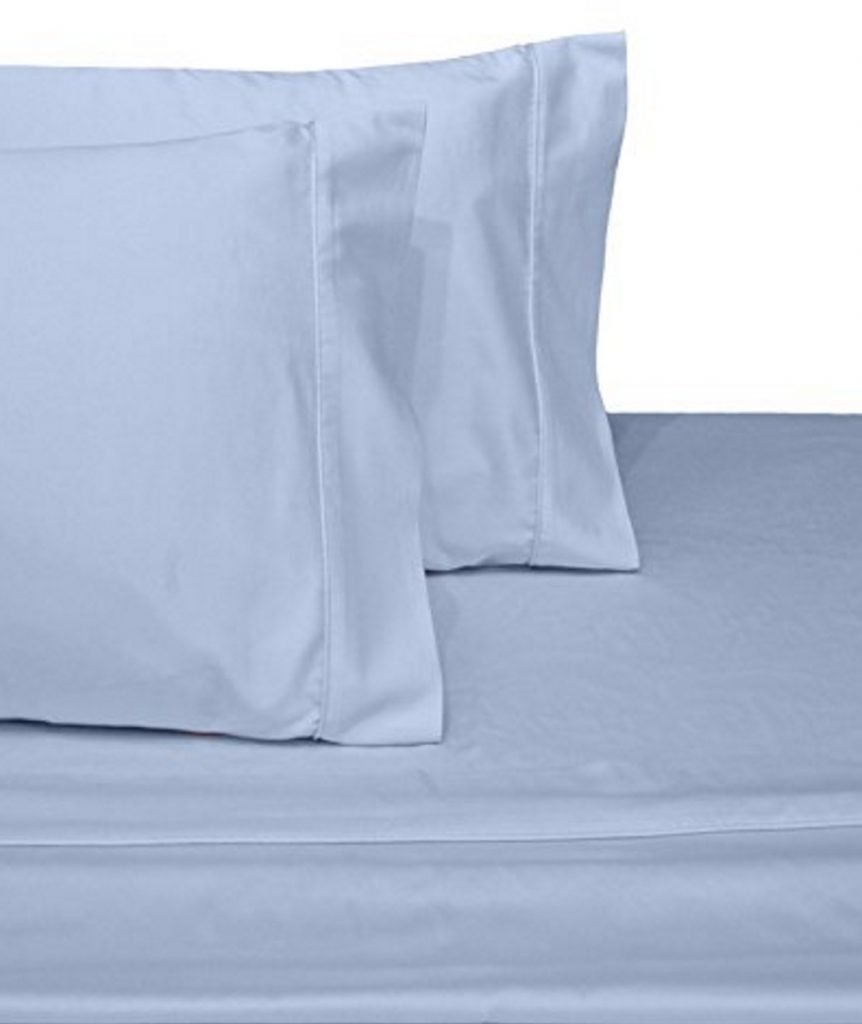 This set of CinchFit sheets is made for a king-size adjustable bed.