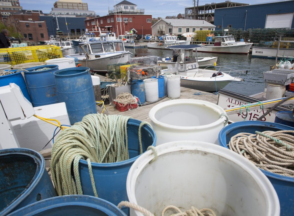 Displacing fishing gear and other maritime features of the waterfront would be bad for Portland, a letter writer says.