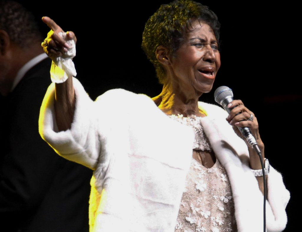 "Aretha Franklin's estate is being audited by the IRS. The ""Queen of Soul"" died in August at 76 in Detroit."