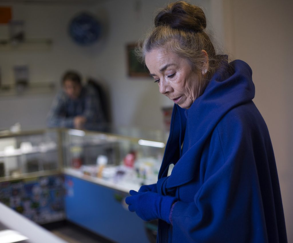 Sharon Corbett of Lincolnville buys medical marijuana products at a new source after she learned the cannabis oil she once used was contaminated with paint thinner.