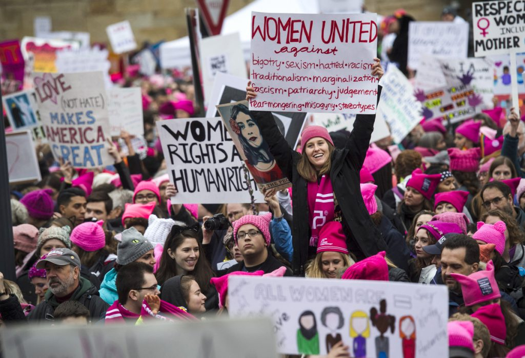 California organizers cancel Women's March for being too white